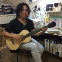 ロマンティック・ギター(19世紀ギター)を触ってきました!