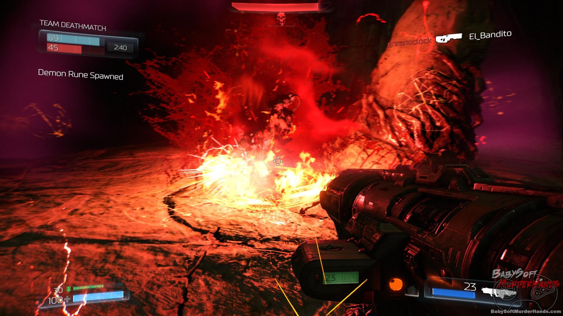 Doom Beta Review from an Old Doomer + Screenshots + Gameplay Video