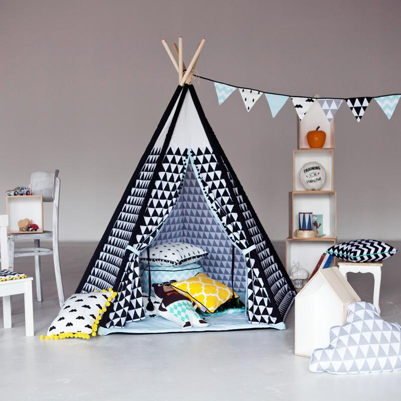 Tipi Tent Kinderkamer : De leukste tipi tenten op een rijtje babystraatje