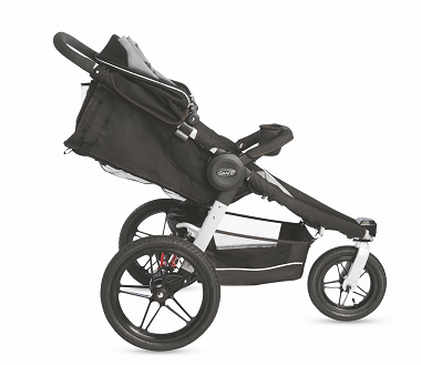 Graco Relay Click Connect Performance Jogger Stroller