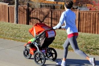 running stroller