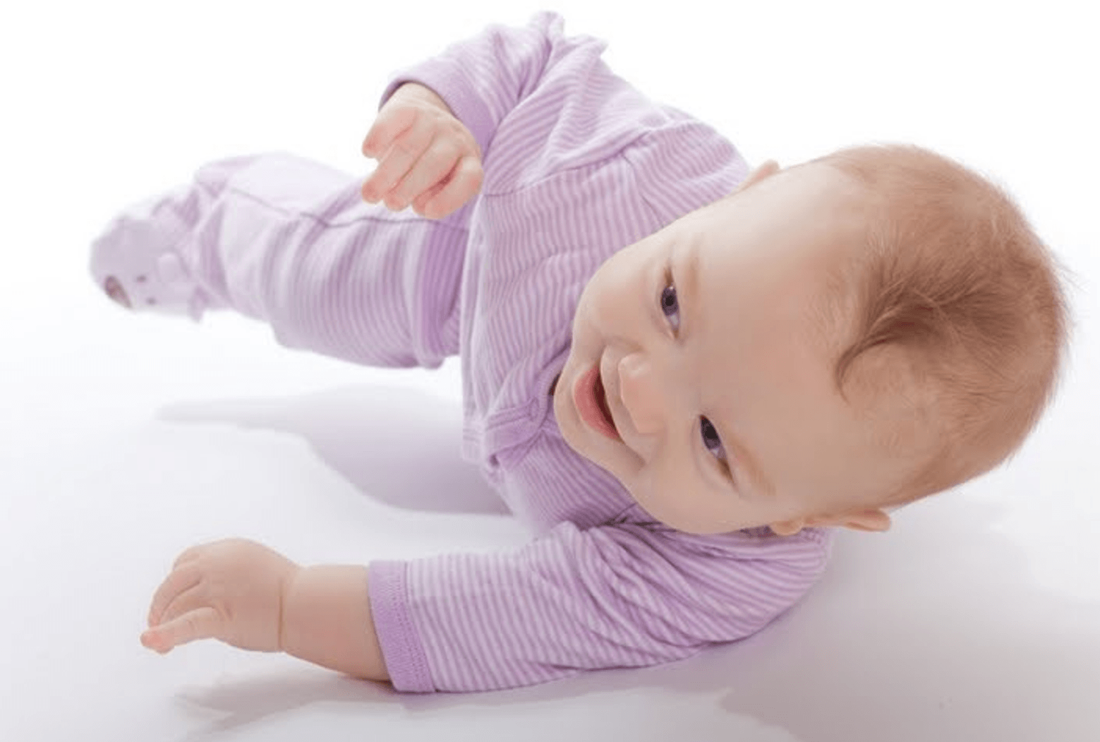 When Do Babies Roll Over? - Baby Stoller Lab