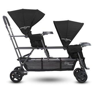 joovy triple stroller seat