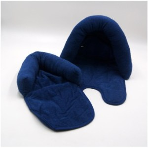 2 in Head and Body Support Dark Blue