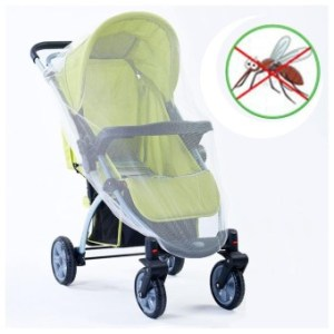 360DSC Baby Stroller Mosquito Net Mesh Bee Insect Cover - intl