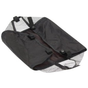 Baby Stroller Multifunctional Universal Hanging Net Storage (Black)