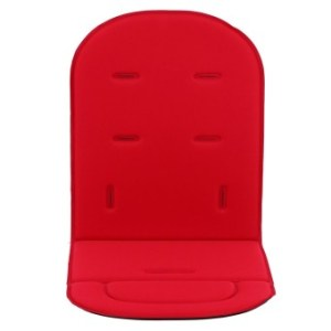 Baby Stroller Safety Seat Cushions (Red) - Intl