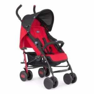 Chicco Echo Stroller with Bumper Bar (Garnet)