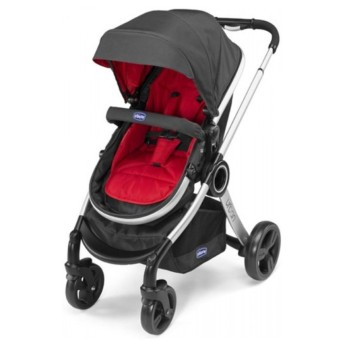 Chicco Urban Stroller (Red Wave)