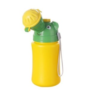 Elife Portable Travel Camping Urinal Car Toilet Boy Girl Kid Potty (Prince Style) - intl