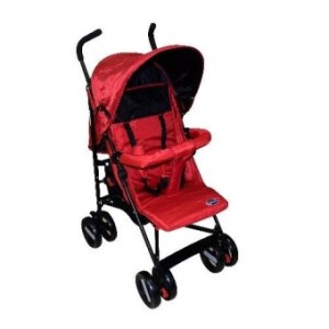 Enfant Baby Stroller (Red)
