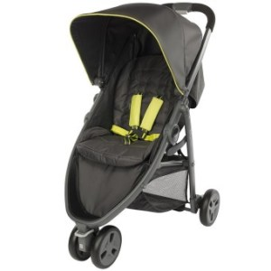 Graco Evo Mini Stroller Graphite