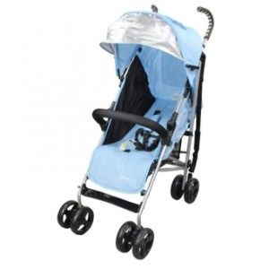 Kids Mothercare stroller umbrella style (Sky Blue)