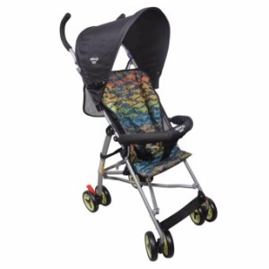 Portable Simple Lightweight Baby Infant Stroller MDQ-322 Black