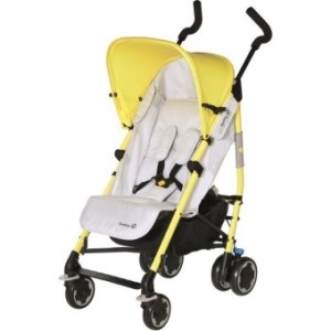 SAFETY 1st Compa city w/o Bumper Pop Yellow
