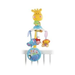 Fisher-Price Discover 'N Grow 2-In-1 Take Along Musical Mobile