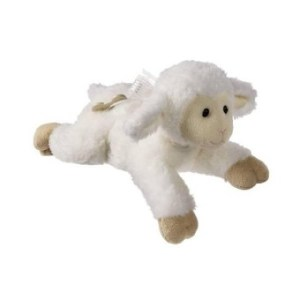 Mary Meyer Melody Inspirational Wind Up Musical Lamb- Jesus Loves Me