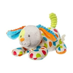 Mary Meyer Musical Windup Toy- Confetti Puppy