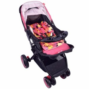 MMC High Quality Baby Stroller -T808 Red