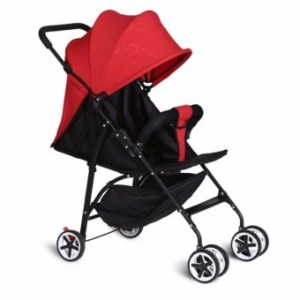 Portable baby strollers can sit and couch folding umbrella strollers avoid shock children stroller - intl