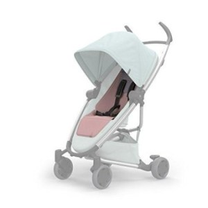 Quinny Summer Seat Liner For Zapp Flex Strollers- Blush