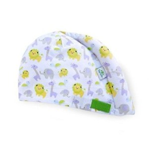 Tortle Newborn Hat- Adjustable Head Support Helps To Fix Flat Head Syndrome- Head And Neck Positioner- Animal Party- Large