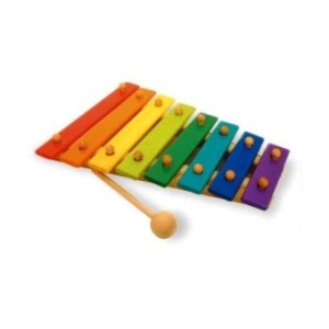 Vilac Baby Musical Toy Giant 12 Tone Xylophone