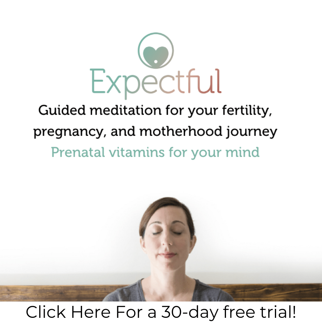 Expectful is an awsome pregnancy meditation app. Try it out today!
