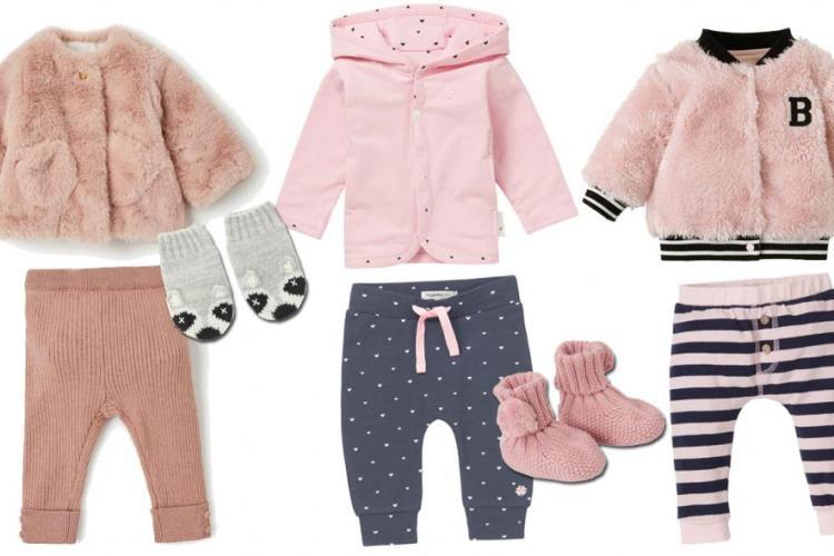 baby meisjes outfit w1819