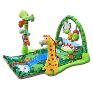 rainforest musical play mat