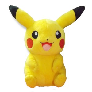 Pikachu stuffed pokemon plush toy