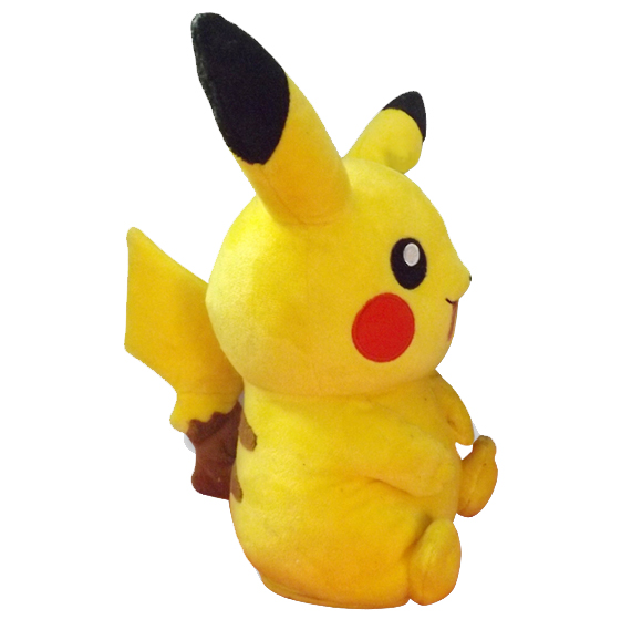 pikachu side