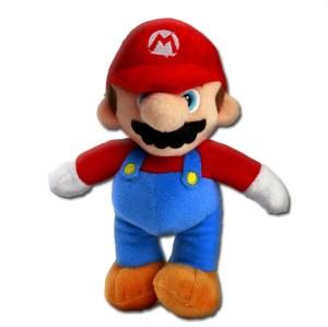"""Mario 10"""" plush toys"""