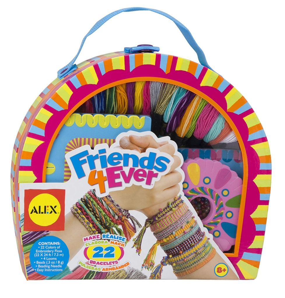 diy friends forever bracelet kit