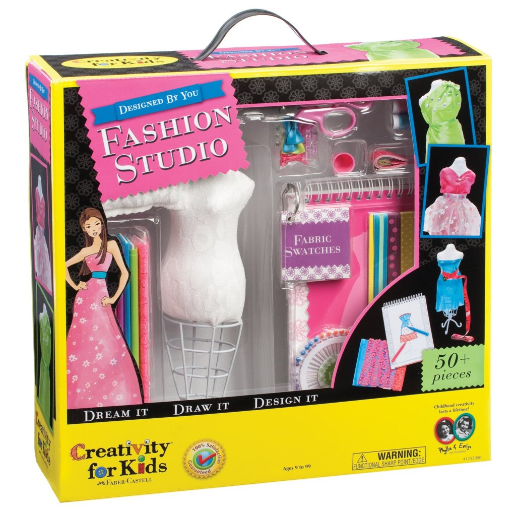 fashion studio for kids