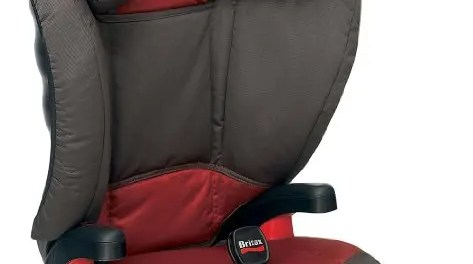 Britax Parkway Booster Seat Review tango