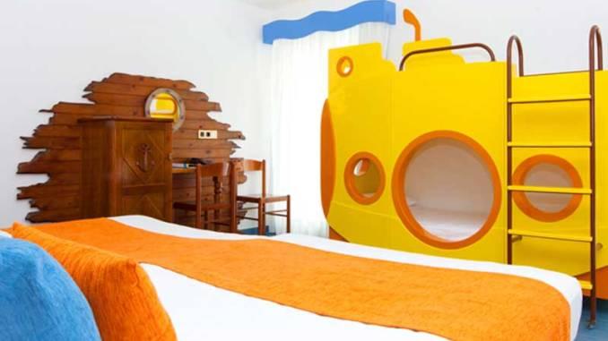 habitacion tematizada