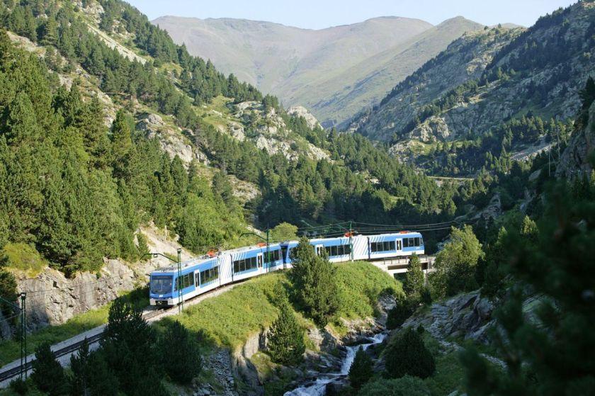 Vall de Nuria Tren cremallera