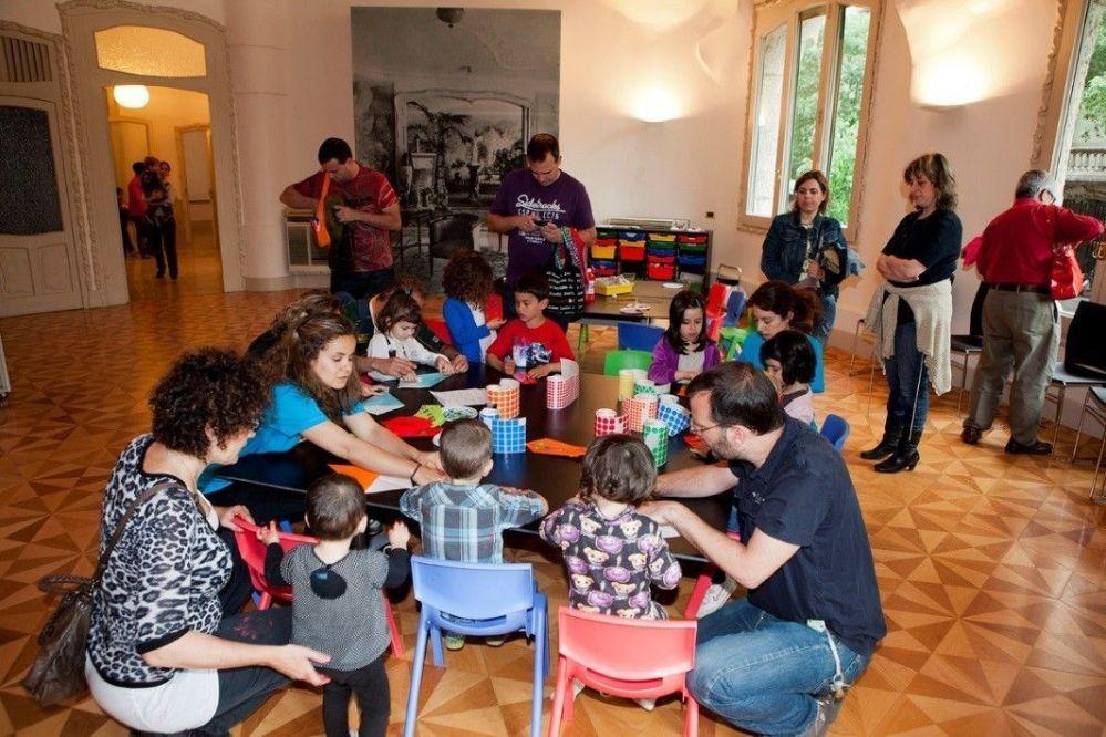 Talleres para niños en La Pedrera