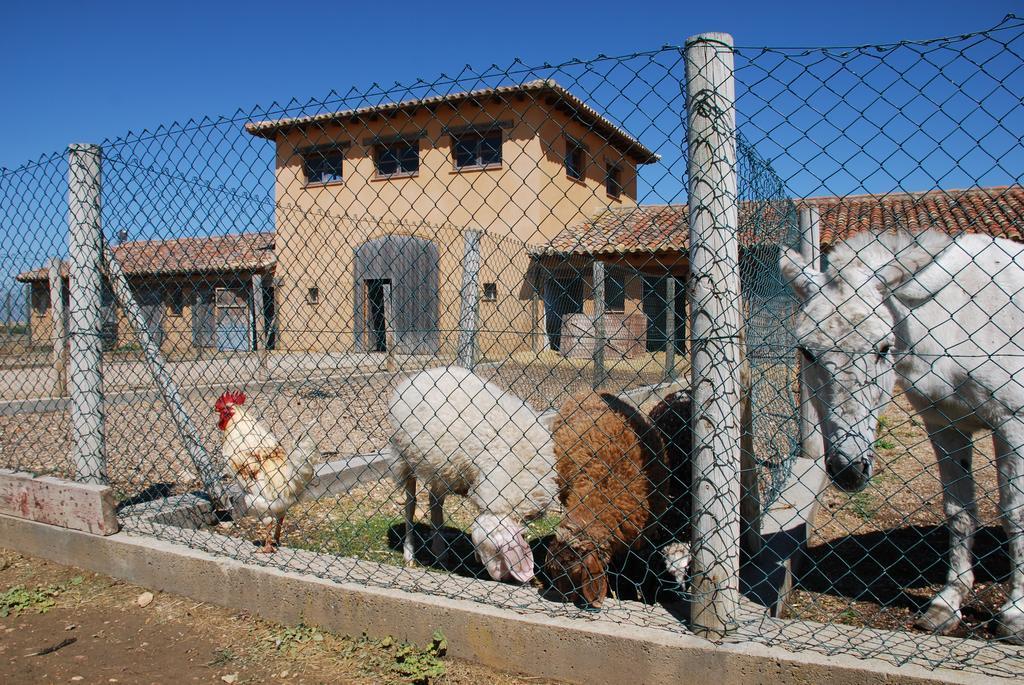 Granja escuela y hotel para escapada con niños