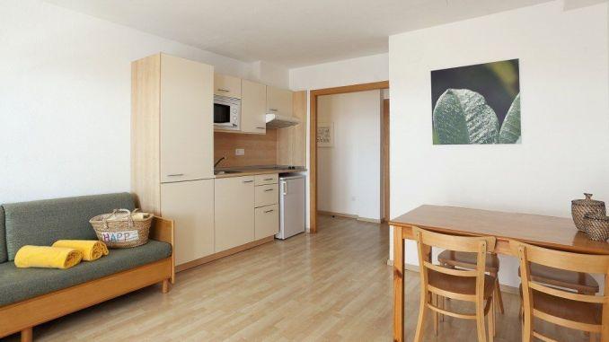 apartamentos les Dalies