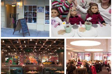 Restaurantes en NY para niños
