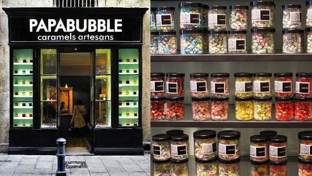 tienda caramelos