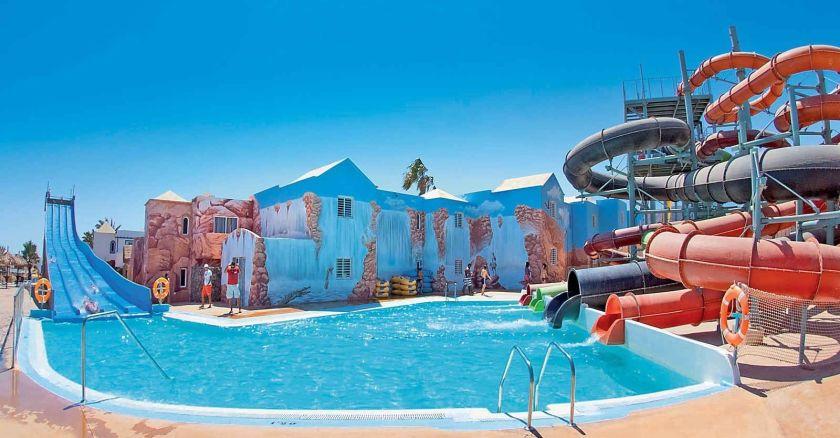 parque acuatico paradise island