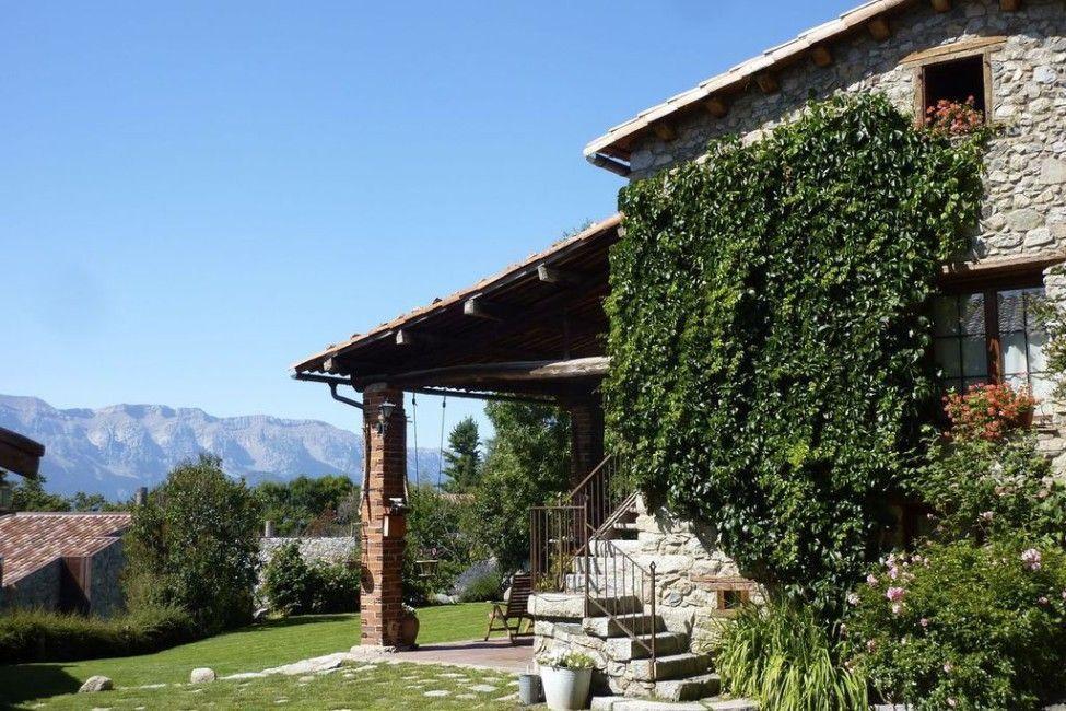Una casa rural en La Cerdanya ideal para ir con niños