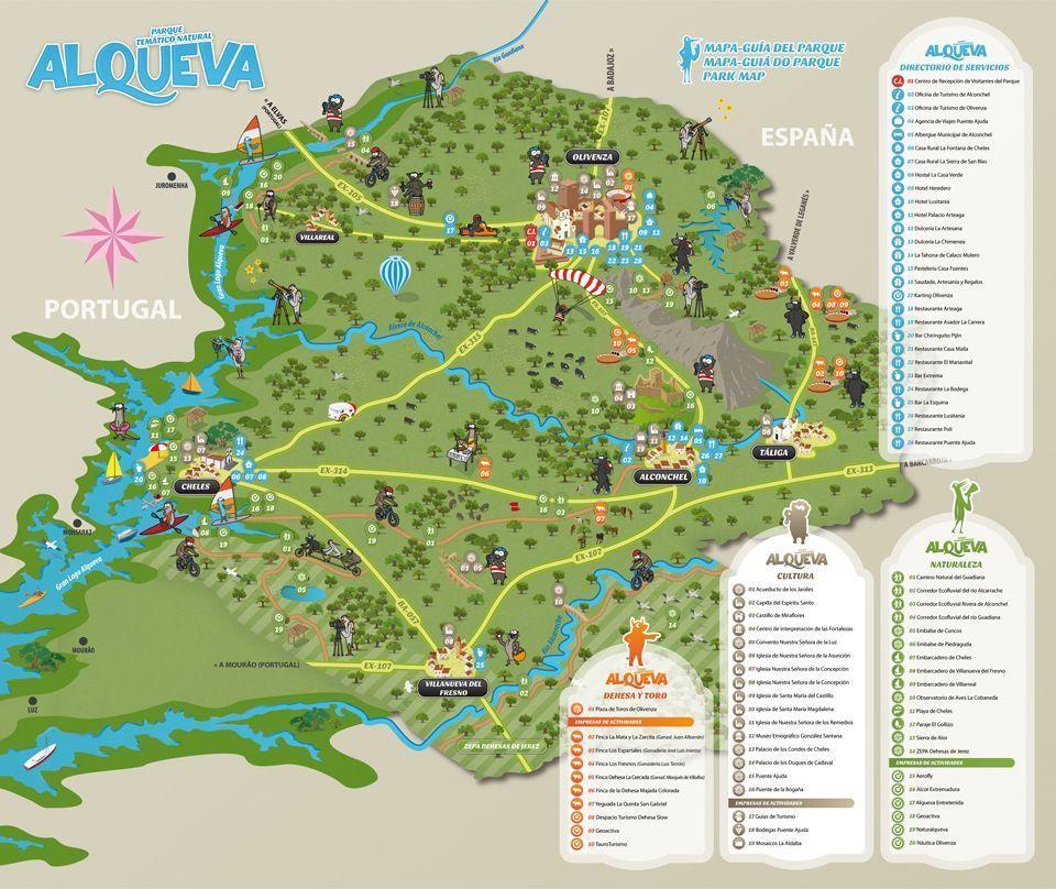 Extremadura con niños: Parque Alqueva