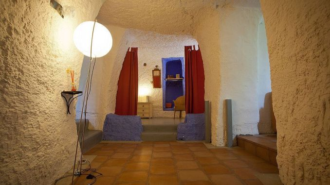 casas cueva en Navarra