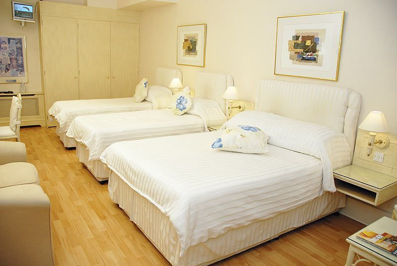 habitacional familiar hotel londres