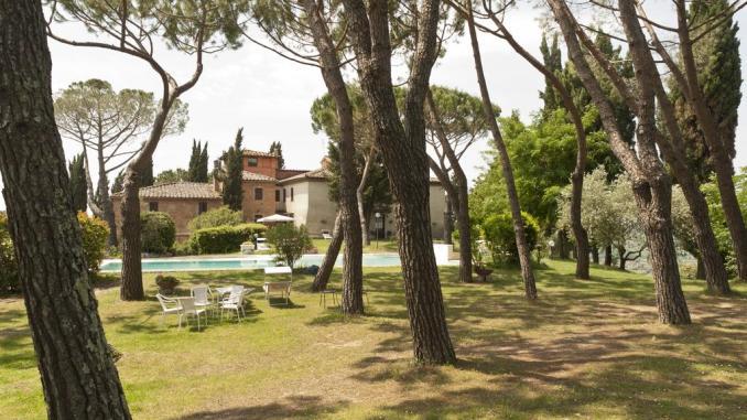 Agroturismo en Las Toscana