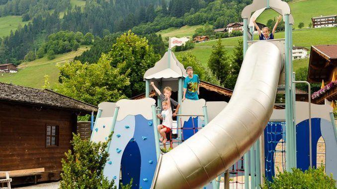 Hotel para niños en el Tirol